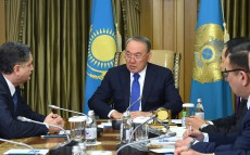 Meeting with Chairman of Eurasian Economic Commission Board
