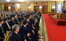 Meeting with staff of the Executive Office of the President