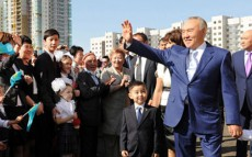 Today President Nursultan Nazarbayev Participates in the Opening Ceremony of New School Number 70 in Astana