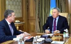 Елбасы Энергетика министрі Владимир Школьникті қабылдады