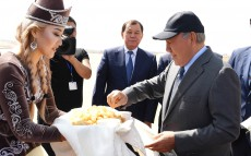 Visit to the Kyrgyz Republic