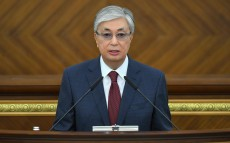 President of Kazakhstan Kassym-Jomart Tokayev's State of the Nation Address, September 1, 2020